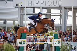 Deusser Daniel, GER, Equita van T Zorgvliet<br /> Rolex Grand Prix CSI 5* - Knokke 2017<br /> © Hippo Foto - Dirk Caremans<br /> 09/07/17