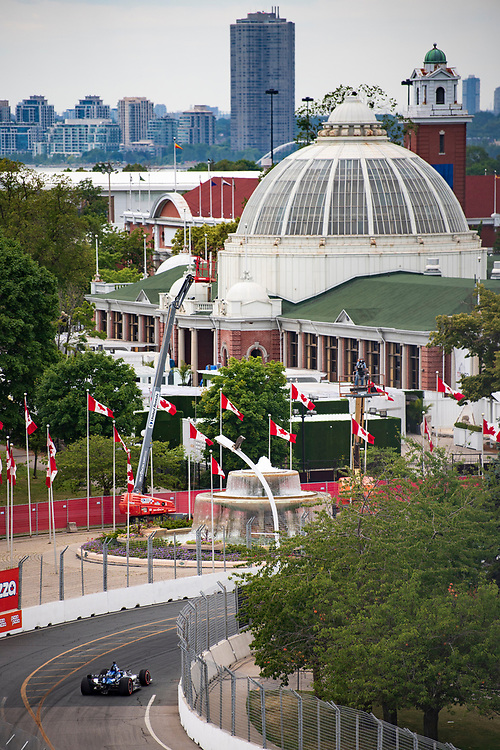 Takuma Sato, Rahal Letterman Lanigan Racing Honda<br /> Friday 13 July 2018<br /> Honda Indy Toronto<br /> Verizon IndyCar Series<br /> Streets of Toronto ON CAN<br /> World Copyright: Scott R LePage