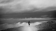 Cloud Runner. White Mesa, New Mexico.