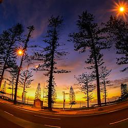 Dee Why sunrise 28 April 2016