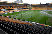 General ground view during the EFL Sky Bet Championship match between Wolverhampton Wanderers and Sheffield Wednesday at Molineux, Wolverhampton, England on 29 April 2018. Picture by Alan Franklin.