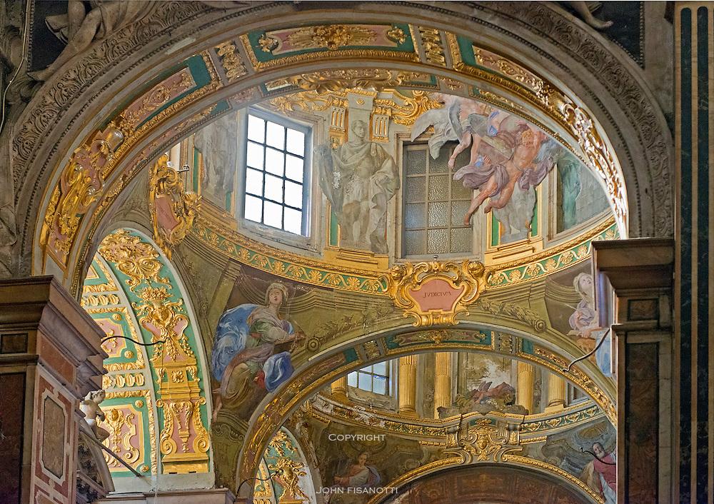 Duomo di San Lorenzo<br /> <br /> Genoa, Italy