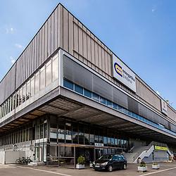 20200422: SLO, Buildings - Reconstruction of Hala Tivoli in Ljubljana