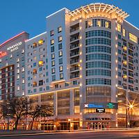Hilton Garden Inn - Homewood Suites 01 - Midtown Atlanta, GA