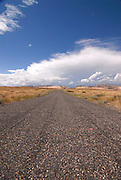 Empty road,Utah,USA