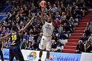 Paul Harris<br /> Vanoli Cremona - Fiat Auxilium Torino<br /> Lega Basket Serie A 2016/2017<br /> Cremona, 12/02/2017<br /> Foto Ciamillo-Castoria
