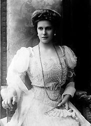 File photo dated 01/01/12 of Princess Alice of Greece, wife of Prince Andrew, and the mother of the Duke of Edinburgh. The Duke of Edinburgh has died, Buckingham Palace has announced. Issue date: Friday April 9, 2020.. See PA story DEATH Philip. Photo credit should read: PA Wire