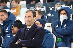 December 23, 2017 - Turin, Piedmont, Italy - Massimiliano Allegri, head coach of Juventus FC, before the Series A football match between Juventus FC and AS Roma at Allianz Stadium on 23 December, 2017 in Turin, Italy. (Credit Image: © Massimiliano Ferraro/NurPhoto via ZUMA Press)