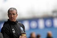 Jim Gannon. Stockport County FC 3-2 Yeovil Town FC. Emirates FA Cup Second Round. Edgeley Park. 29.11.20