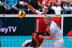 20190913 NED: EC Volleyball 2019 Estonia - Poland, Rotterdam