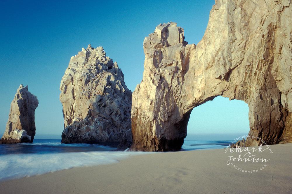Mexico, Baja California, Cabo San Lucas, The Arch