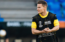 17.05.2016, St. Jakob Park, Basel, SUI, UEFA EL, FC Liverpool vs Sevilla FC, Finale, im Bild Kevin Gameiro (FC Sevilla) // Kevin Gameiro (FC Sevilla) during the Training in front of the Final Match of the UEFA Europaleague between FC Liverpool and Sevilla FC at the St. Jakob Park Stadium in Basel, Switzerland on 2016/05/17. EXPA Pictures © 2016, PhotoCredit: EXPA/ JFK