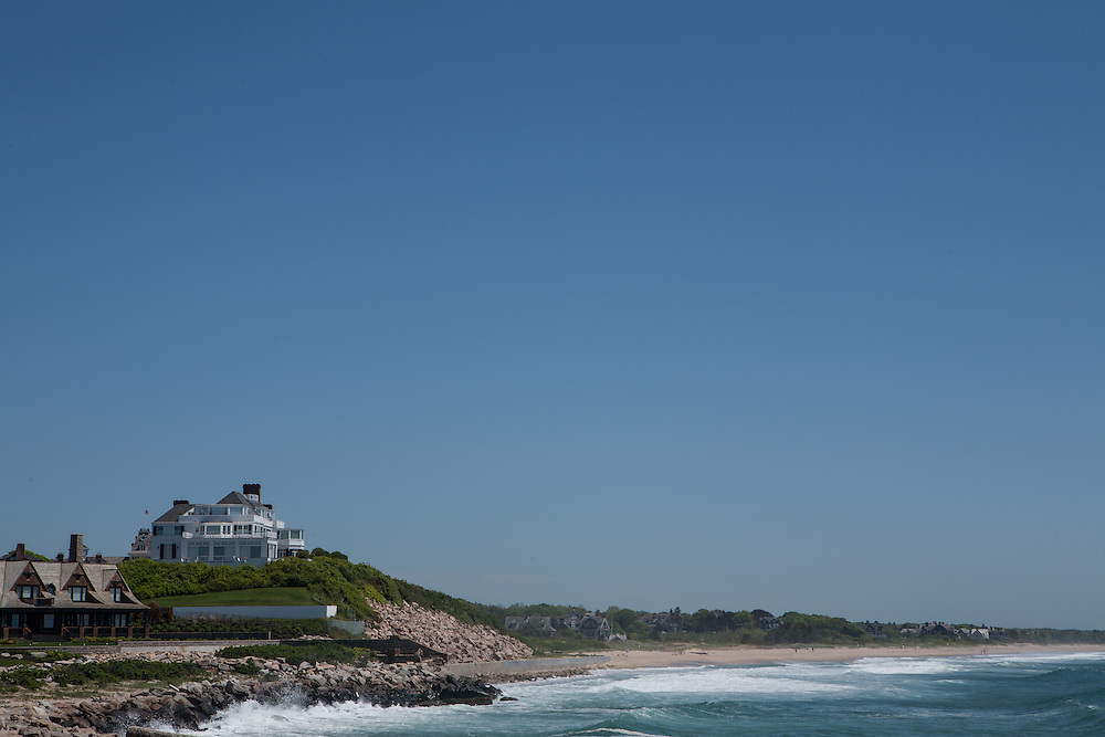 Sumer cottages, Watch Hill, Westerly, Rhode Island.