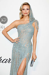 May 23, 2019 - Antibes, Alpes-Maritimes, Frankreich - Natasha Poly attending the 26th amfAR's Cinema Against Aids Gala during the 72nd Cannes Film Festival at Hotel du Cap-Eden-Roc on May 23, 2019 in Antibes (Credit Image: © Future-Image via ZUMA Press)