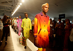 Cape Town-180707- Models showcasing Chulaaps designs at the SA mens wear week  held at the Lookout, V&A Waterfront. Picture: Siphephile Sibanyoni/ African News Agency (ANA).