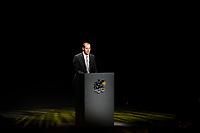 CYCLING - PRESENTATION TOUR DE FRANCE 2013 - PARIS (FRA) - 24/10/2011 - PHOTO JULIEN BIEHLER / DPPI - Christian PRUDHOMME (Fra) ASO TDF Director - The 100th edition - Centenaire