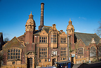 NEARLY £1 MILLION ROOF REPAIRS COMPLETE AT GALA POOL OF ICONIC GRADE II* MOSELEY ROAD BATHS, BIRMINGHAM, Photo by Mark Anton Smith