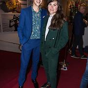NLD/Amsterdam//20170625 - Premiere Geen paniek! , Hanna van Vliet en partner ......