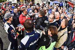 October 27, 2018 - CATALOGNE, ESp - SEBASTIEN OGIER. (Credit Image: © Panoramic via ZUMA Press)