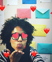 """Kerry Washington releases a photo on Instagram with the following caption: """"Feeling very loved. So I\u2019m sharing my love with you. Check the stories to see why! #AmericanSonPlay I LOVE MY JOB! And I love these people. #Gratitude \ud83d\ude0d"""". Photo Credit: Instagram *** No USA Distribution *** For Editorial Use Only *** Not to be Published in Books or Photo Books ***  Please note: Fees charged by the agency are for the agency's services only, and do not, nor are they intended to, convey to the user any ownership of Copyright or License in the material. The agency does not claim any ownership including but not limited to Copyright or License in the attached material. By publishing this material you expressly agree to indemnify and to hold the agency and its directors, shareholders and employees harmless from any loss, claims, damages, demands, expenses (including legal fees), or any causes of action or allegation against the agency arising out of or connected in any way with publication of the material."""