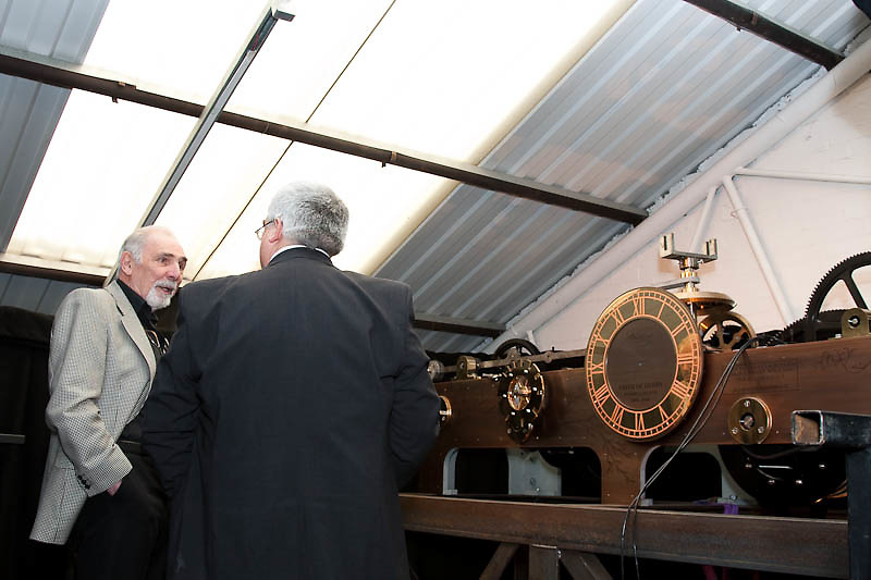 Smith Of Derby Open Day For The Harmony Clock