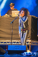 STEREO MCS live at the KNEBWORTH Pub in the park Drive in  Garden Party photo by Brian Jordan