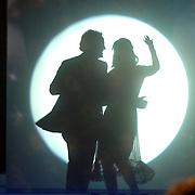 NLD/Weesp/20070319 - 3e Live uitzending Just the Two of Us, Gordon en Linda de Mol