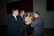 SIR NICHOLAS SEROTA; DAVID CAMERON; SAMANTHA CAMERON; JOHN RITBLAT. Mark Rothko private view. Tate Modern. 24 September 2008 *** Local Caption *** -DO NOT ARCHIVE-© Copyright Photograph by Dafydd Jones. 248 Clapham Rd. London SW9 0PZ. Tel 0207 820 0771. www.dafjones.com.