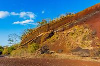 geology details of Mombacho Volcano Granada in Nicaragua