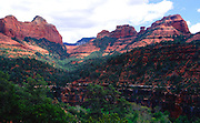 Red rock landscape, Sedona, Arizona, USA