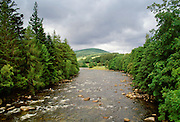 The River Dee in Aberdeenshire, UK