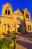 Cathedral Basilica of Saint Francis of Assisi, Santa Fe, New Mexico