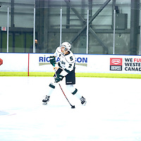 during the Men's Hockey Home Game on Sat Oct 27 at Co-operators Center. Credit: Arthur Ward/Arthur Images