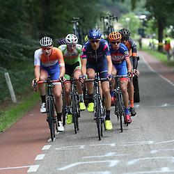 24-06-2017: Wielrennen: NK weg beloften: Montferland <br />s-Heerenberg (NED) wielrennen  <br />Ide Schelling, Christan Vaerweg