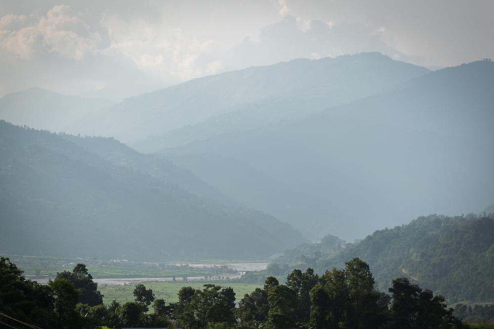 17 September 2018, Kavre district, Nepal.