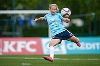 Eugenie Le Sommer - 13.05.2015 - Entrainement - Equipe de France de Football feminin<br /> Photo : Andre Ferreira / Icon Sport
