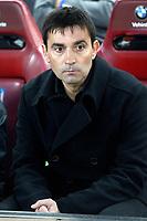 CD Leganes' coach Asier Garitano during La Liga match. February 4,2016. (ALTERPHOTOS/Acero)
