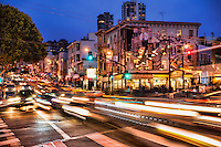 Where Little Italy Meets Chinatown (Broadway & Columbus Avenue)