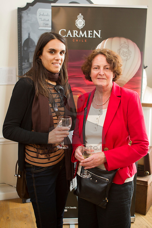 Paula SanJuan and Annette McAlister