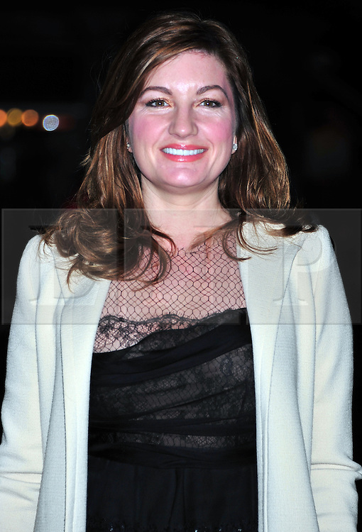 © Licensed to London News Pictures. 18/01/2012. London, England. Karen Brady attends the Daily Mail Inspirational Women awards 2012 at the Marriot Grosvenor Hotel London  Photo credit : ALAN ROXBOROUGH/LNP