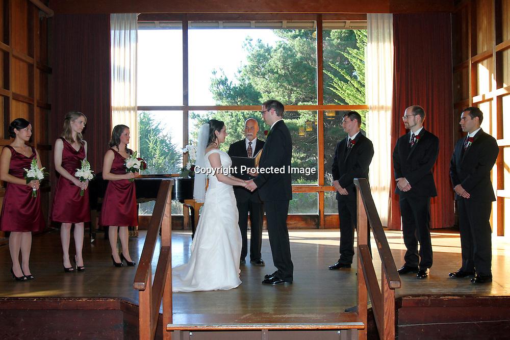 Monterey wedding photographer