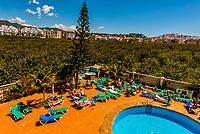 Hotel Victoria Playa de Almunecar, Almunecar,  Costa Tropical, Granada Province, Andalusia, Spain.