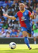Crystal Palace v Lazio 100813