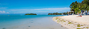 Muri Beach, Rarotonga, Cook Islands, South Pacific