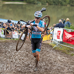 13-10-2019: Cycling: Superprestige Cyclocross: Gieten<br />Pim Ronhaar
