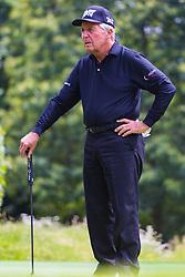 Golfing legend Gary Player, 84, at Wentworth Golf Club in Surrey. Wentworth, Surrey, July 05 2019.