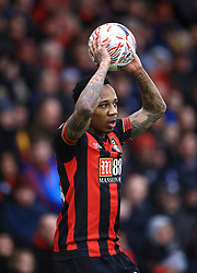 Bournemouth's Nathaniel Clyne during the Emirates FA Cup, third round match at the Vitality Stadium, Bournemouth.