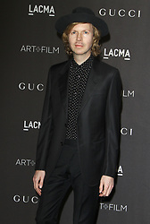 2018 LACMA ART+FILM GALA at LACMA in Los Angeles, California on 11/3/18. 03 Nov 2018 Pictured: Beck. Photo credit: River / MEGA TheMegaAgency.com +1 888 505 6342