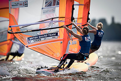 Day One Medemblik Regatta  2018 (22/26 May 2018). Medemblik - the Netherlands.