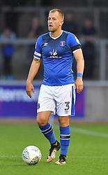 Carlisle United's Danny Grainger